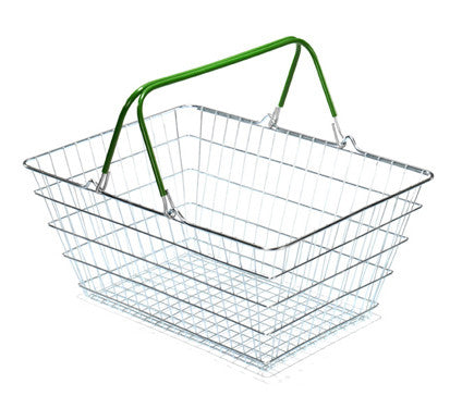 23 Litre Wire Basket