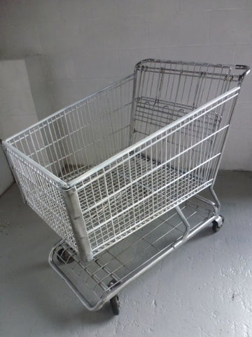 270 Litre Cash and carry Trolley - Used