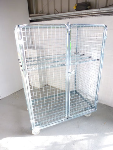 Jumbo 4 side cage (Enquiry)