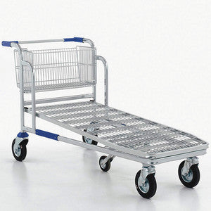 Cash and  Carry 5 wheel trolley (Enquiry)