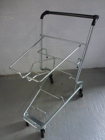 Twin Tier Basket trolleys