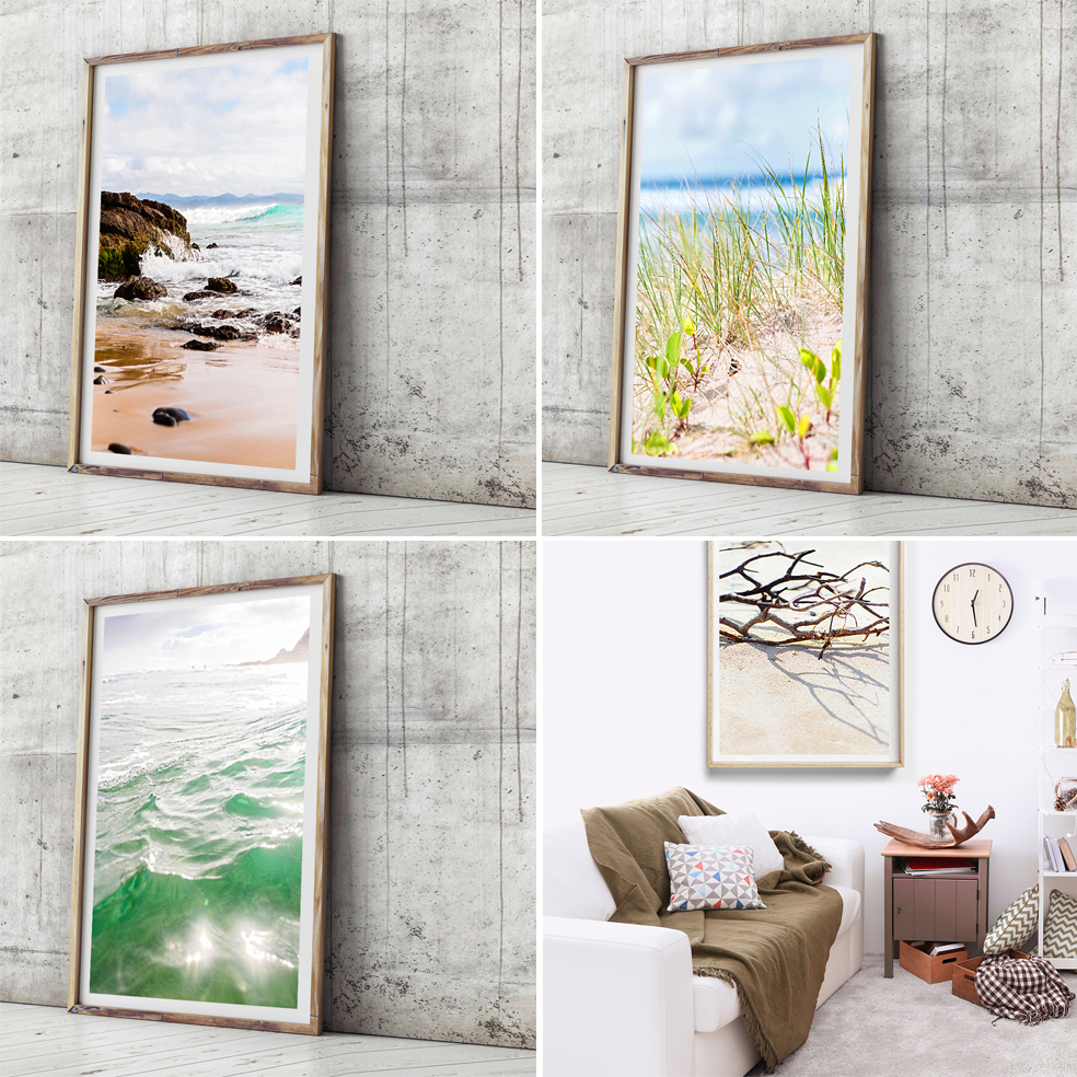 Beach Print / Coastal Series / Byron Bay Prints