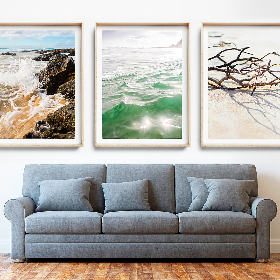 Byron Bay Prints / Beach Prints / Coastal Prints