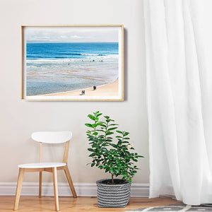 Coastal Print, Beach Print, Beach Photography, Byron Bay
