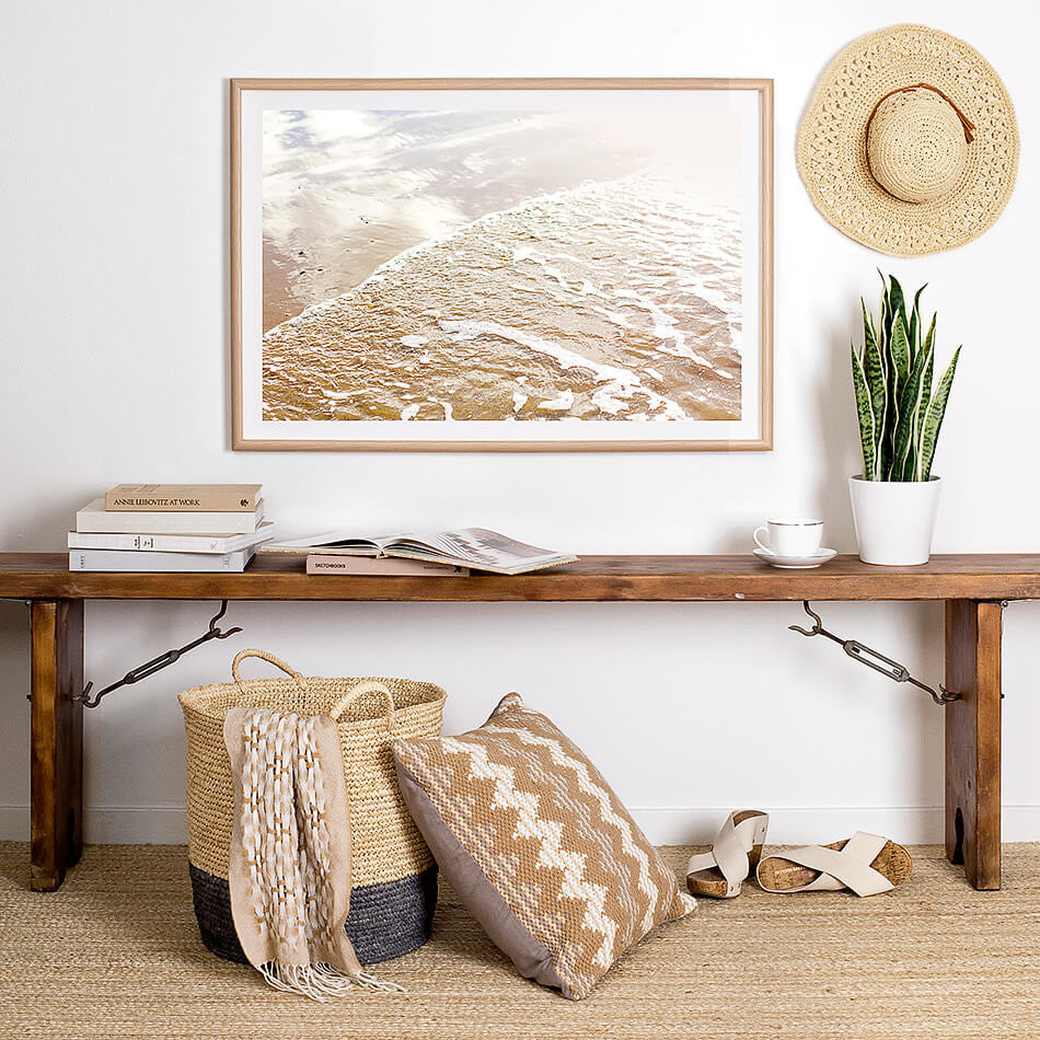 Photo Art Prints / Beach Print for the Home Wall / Brisbane