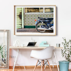 Moroccan Decor / Morocco Travel Photography / Framed Photographic Print