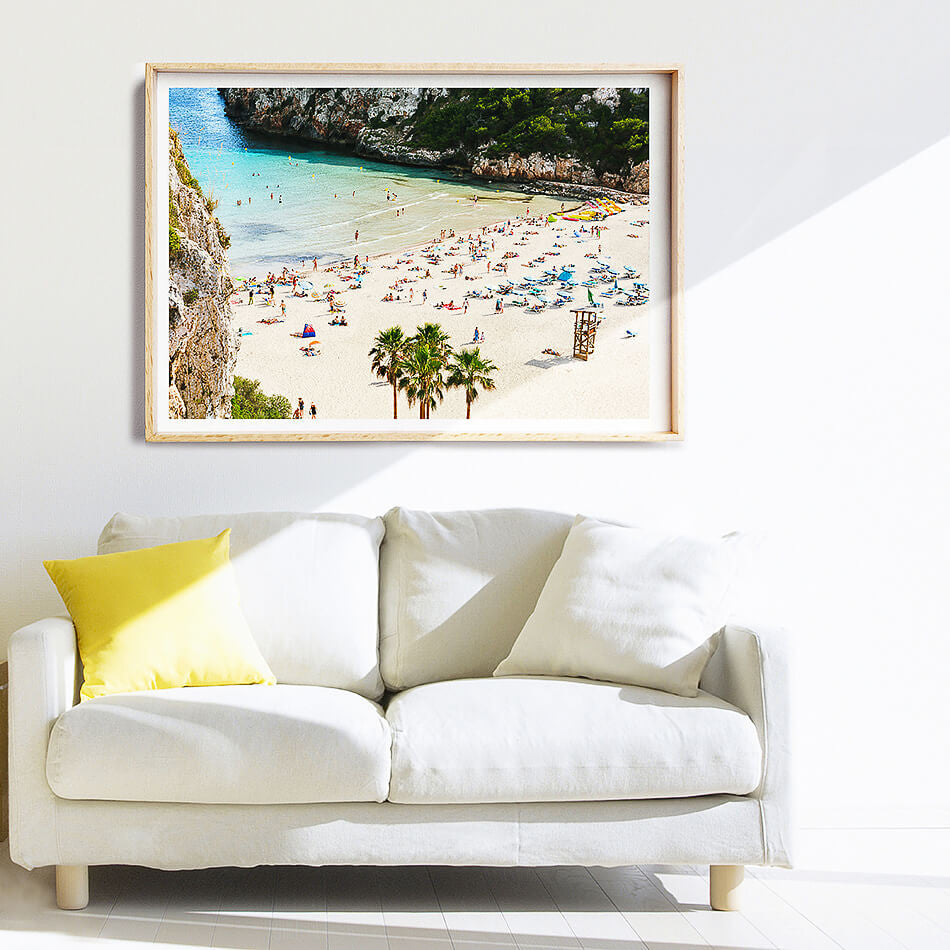 Beach Photography / Coastal Art / Framed Photographic Prints