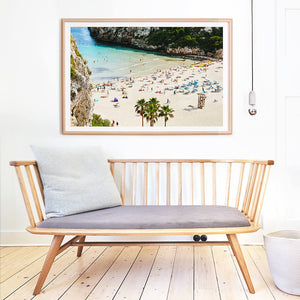 Beach Print, Coastal Interior Print, Beach Photography