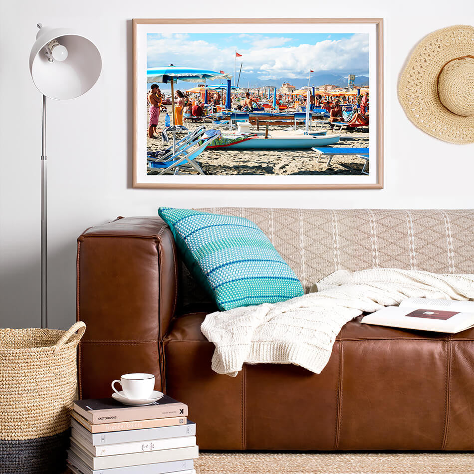 Beach Print, Beach Photography. Coastal home Interior