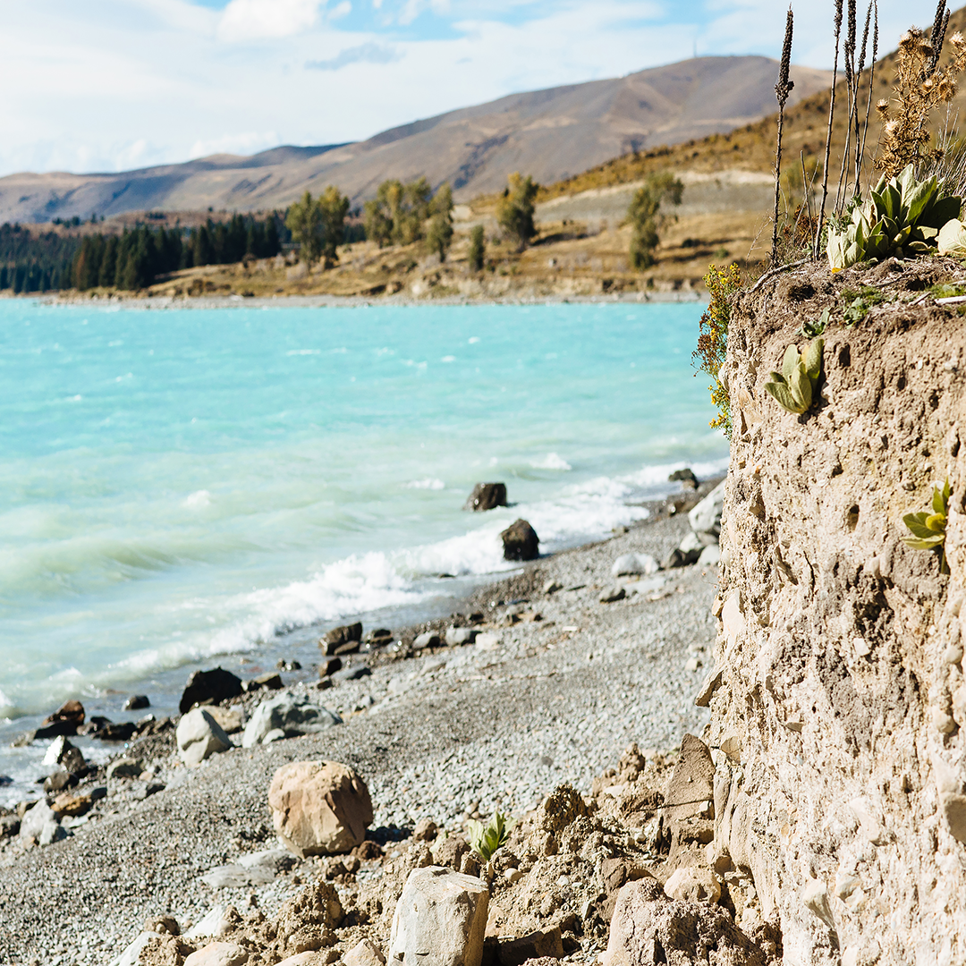 New Zealand Travel Photography / New Zealand Lake Tekapo