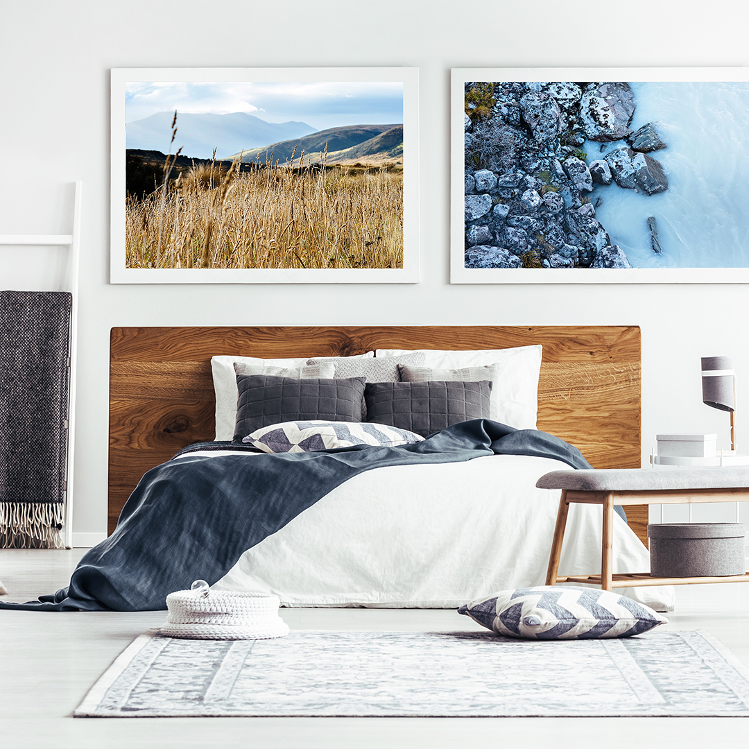 Beach Print / beach photography / coastal interior