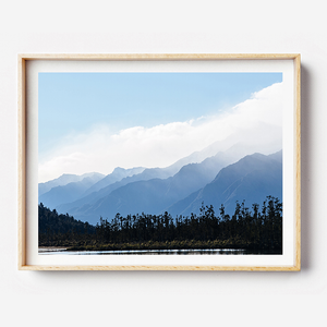 New Zealand Photography / New Zealand Print / New Zealand Mountains