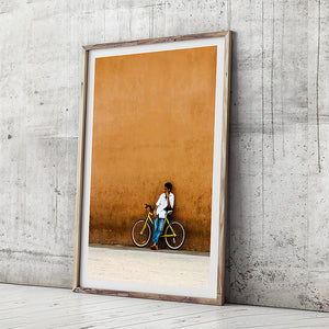 Moroccan Interior / Morocco Travel Photography / Framed Print