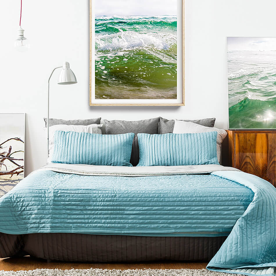 Coastal Art / Beach Print / Byron Bay / Coastal Home