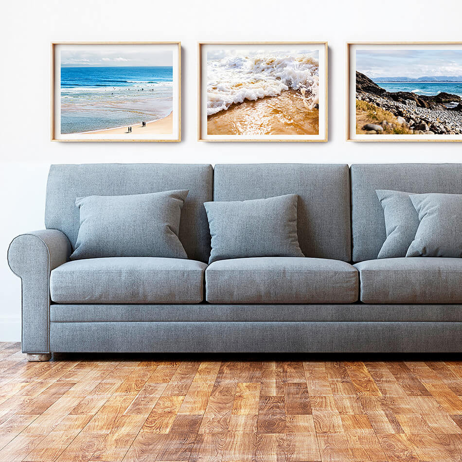 Beach Print, Bech Photography, Coastal Art, Coastal Interior, Byron Bay