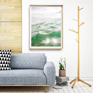 Beach Photographic Print / Beach Interior / Beach Print