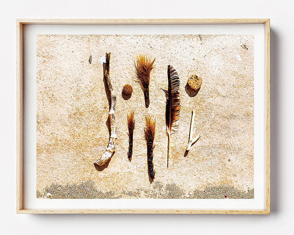 Coastal Art Print / Beach Photography Print / Beach Art / Rustic Interior