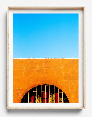 Vibrant Colourful Art Print / Travel Photographer Spain / Brisbane Artist