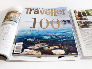 International Traveller Magazine Feature / New York Photography