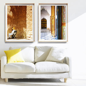 Moroccan Decor / Moroccan Art Print / Travel Photography Morocco