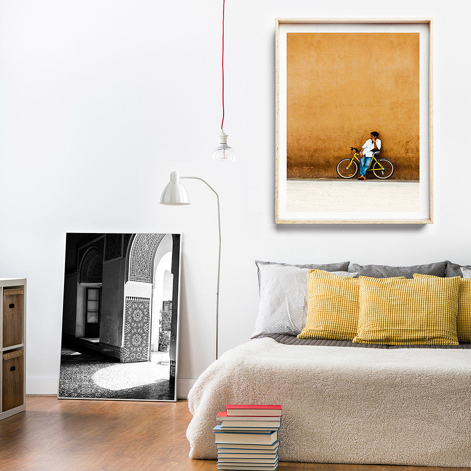 Moroccan Decor / Wall Art / Photo Print / Photographic Print of Morocco / Morocco Travel Photography