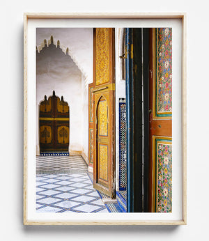 Moroccan Decor / Photo Print / Wall Art for Moroccan Interior