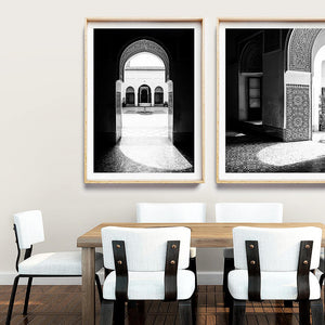 Photo Print / Black and White Art / Monochrome Print / Home Interior