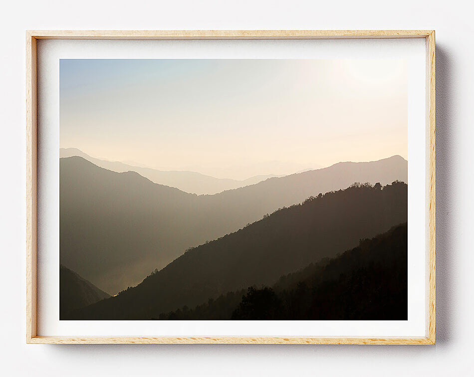 Photographic Art Print / Natural Home Decor Wall Art / Nepal