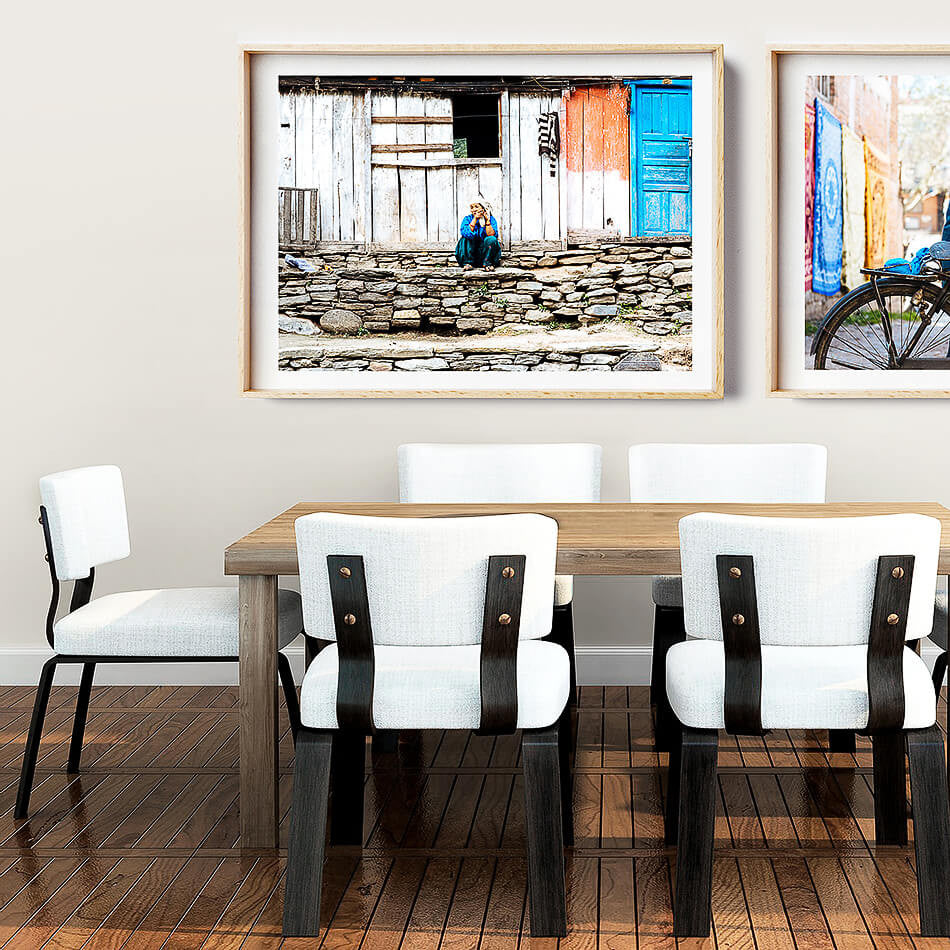 Nepal Travel Photography - Photographic Print / Framed Photo Print