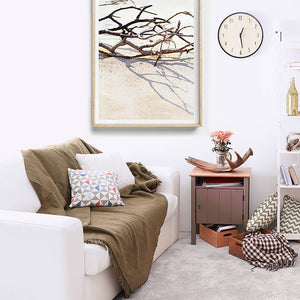 Coastal Home Interior / Beach Print / Framed Photographic Print