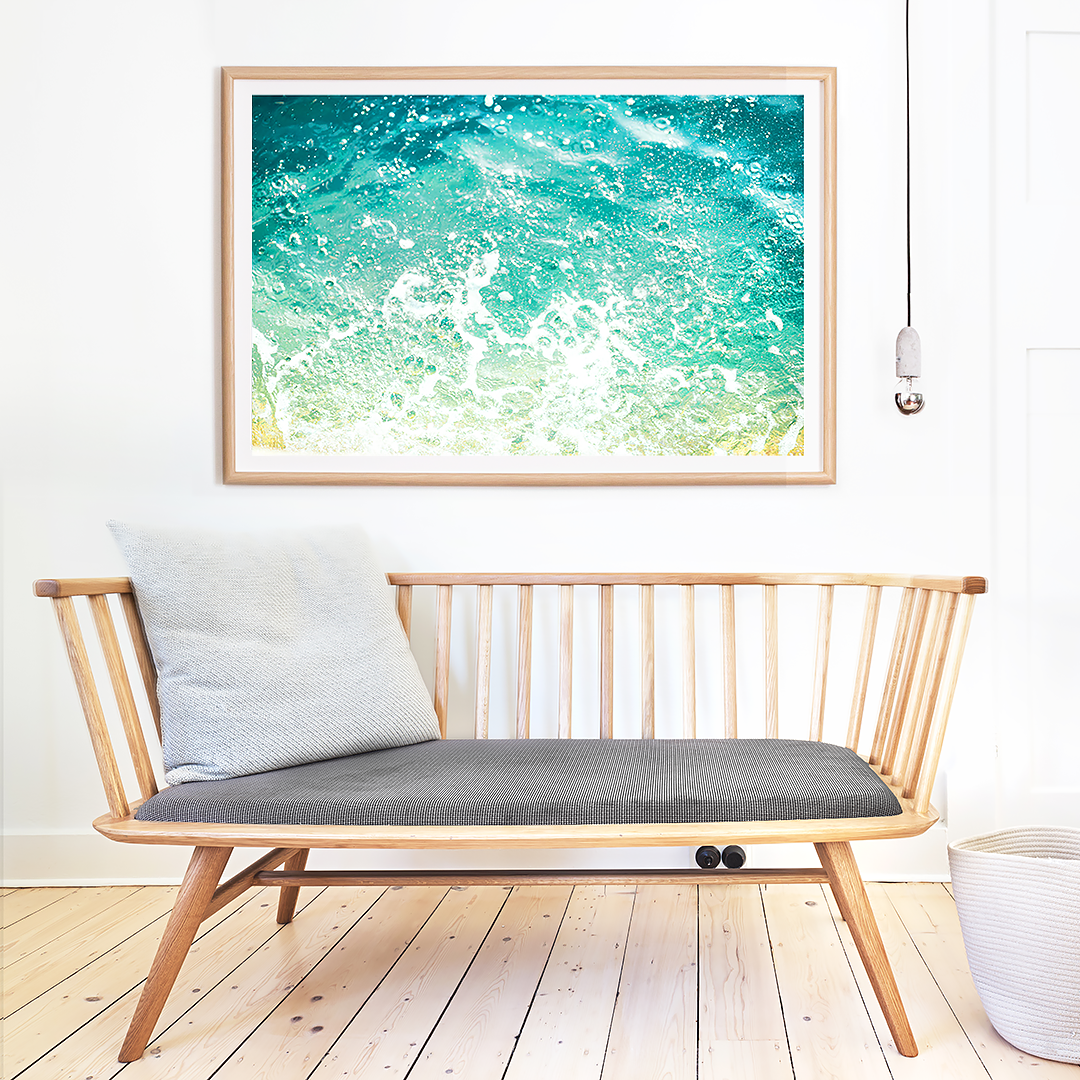 beach print / beach photography / coastal home