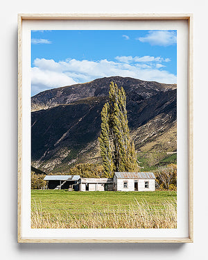 new zealand countryside new zealand nature print natural new zealand travel photography new zealand mountains and house