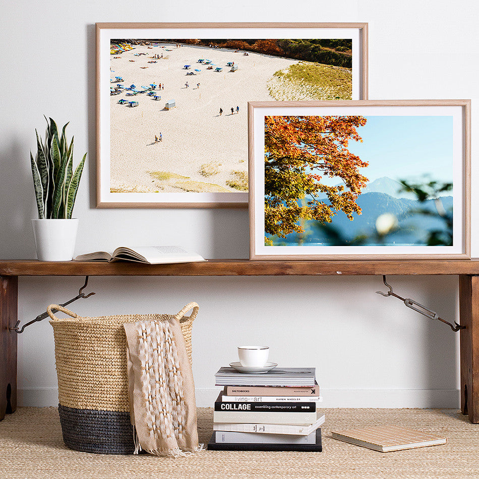 beach artwork print home decor homewares photo print for wall framed art print