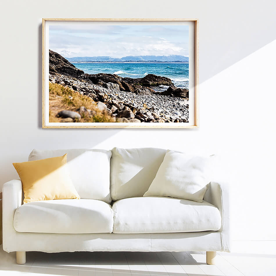 beach print coastal interior artwork byron bay beach photography photographic beach print art for walls brisbane framed photographer byron bay photography wategos beach