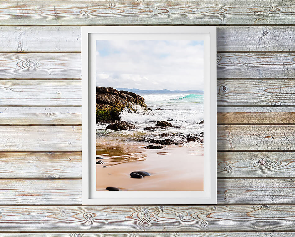 wategos beach byron bay photographic art brisbane beach print brisbane beach art art for walls brisbane byron bay photography beach print framed art brisbane photographer