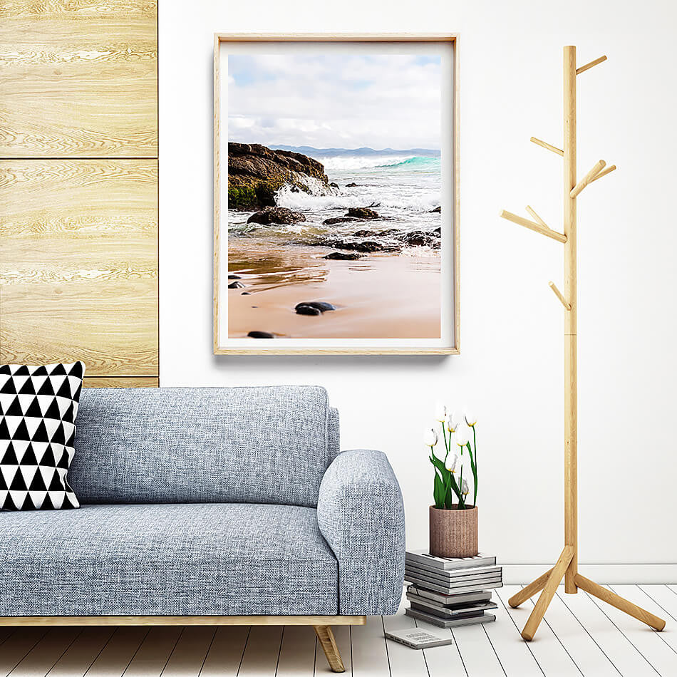 art for walls brisbane beach print brisbane beach art byron bay photography beach print wategos beach byron bay framed art print brisbane photography photographic