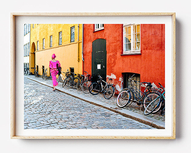street photography in copenhagen limited edition fine art photography print was created in copenhagen denmark artwork to purchase online for the home interior design documentary travel photographer photographic print photographic print shop brisbane framed art prints brisbane home decor wall art framed art prints brisbane photographic prints for the home