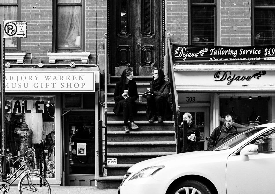 photographic artwork fine art print of street photography in new york photography print at Manhattan new York photography interior design limited edition print creative wedding photographer
