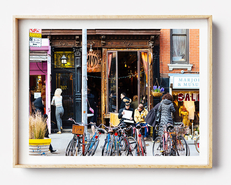Photo art for wall fine art photographic print for home interior ikea ribba frame print travel photography of new york street photography artwork print in lower east side manhattan new york taken by a brisbane photographer australian print photographic print shop brisbane photographic print shop brisbane photographic prints for the home framed art prints brisbane street photo print new york