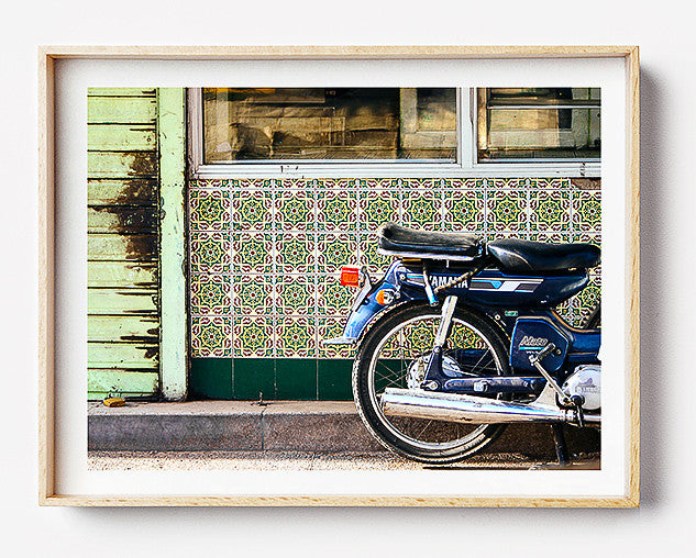 motorbikes marrakesh market jemaa el fan limited edition fine art photography print was created in marrakesh morocco artwork to purchase online for the home interior design documentary travel photographer photographic print photographic print shop brisbane home decor wall art photographic prints for the home