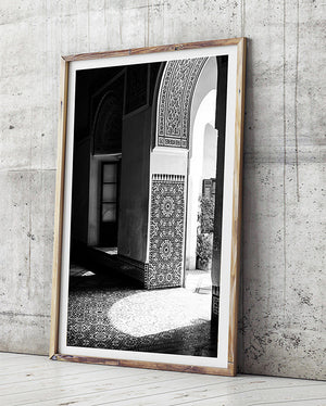 marrakech moroccan interior art for home moroccan artwork art print rustic black and white photography print for wall framed black and white photography prints black and white photographic art prints framed prints brisbane photo wall art prints brisbane