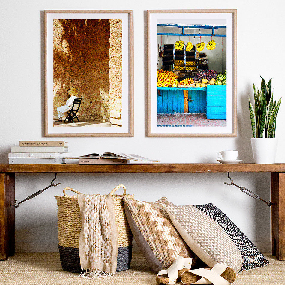 morroccan artwork photography homewares home decor photo print marrakesh framed print