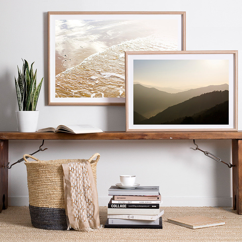 nepal photography framed art print coastal home neutral toned artwork nature print modern homewares mount everest