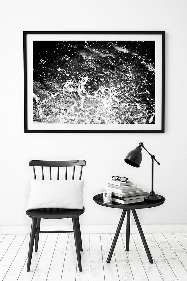 beach print or coastal interior decor black and white artwork for the wall framed photographed coastal decor and home wares for beach home photographic print shop brisbane monochrome art prints photographic prints for the home home decor wall art framed art prints brisbane black and white photographic art prints monochrome art prints