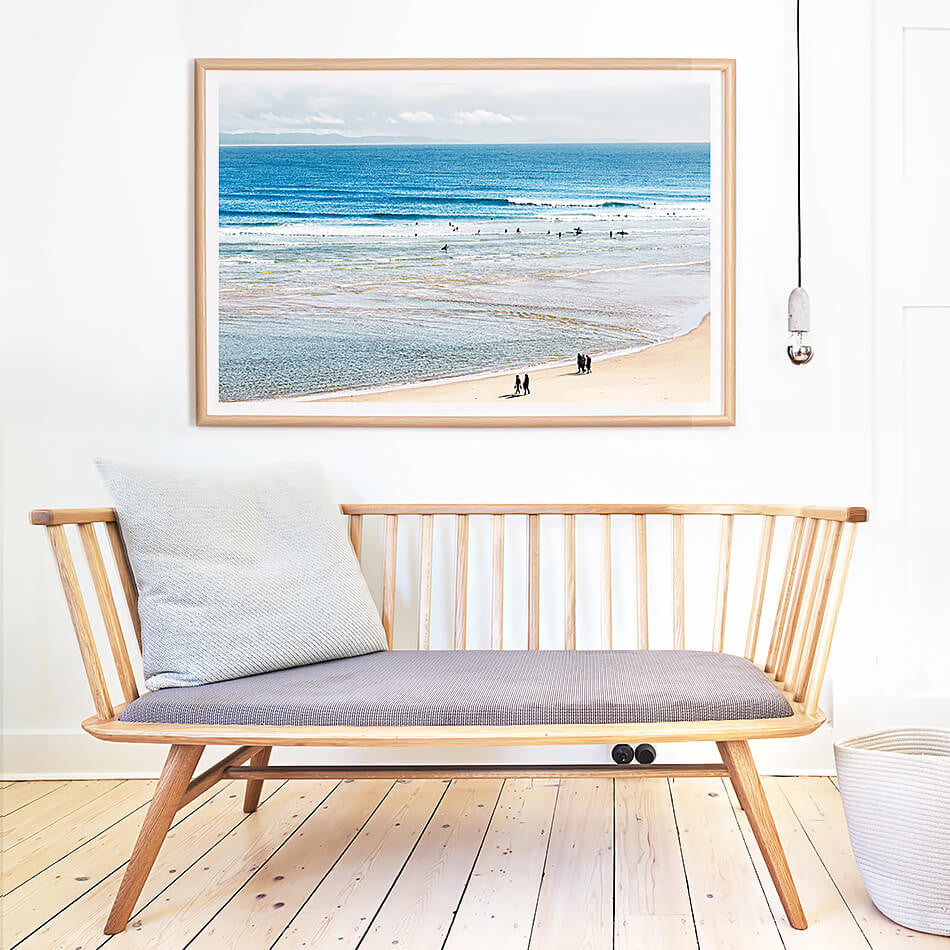 the pass byron bay wategos beach coastal art beach print coastal print coastal home interior beach interior  photographic beach print beach photography byron bay