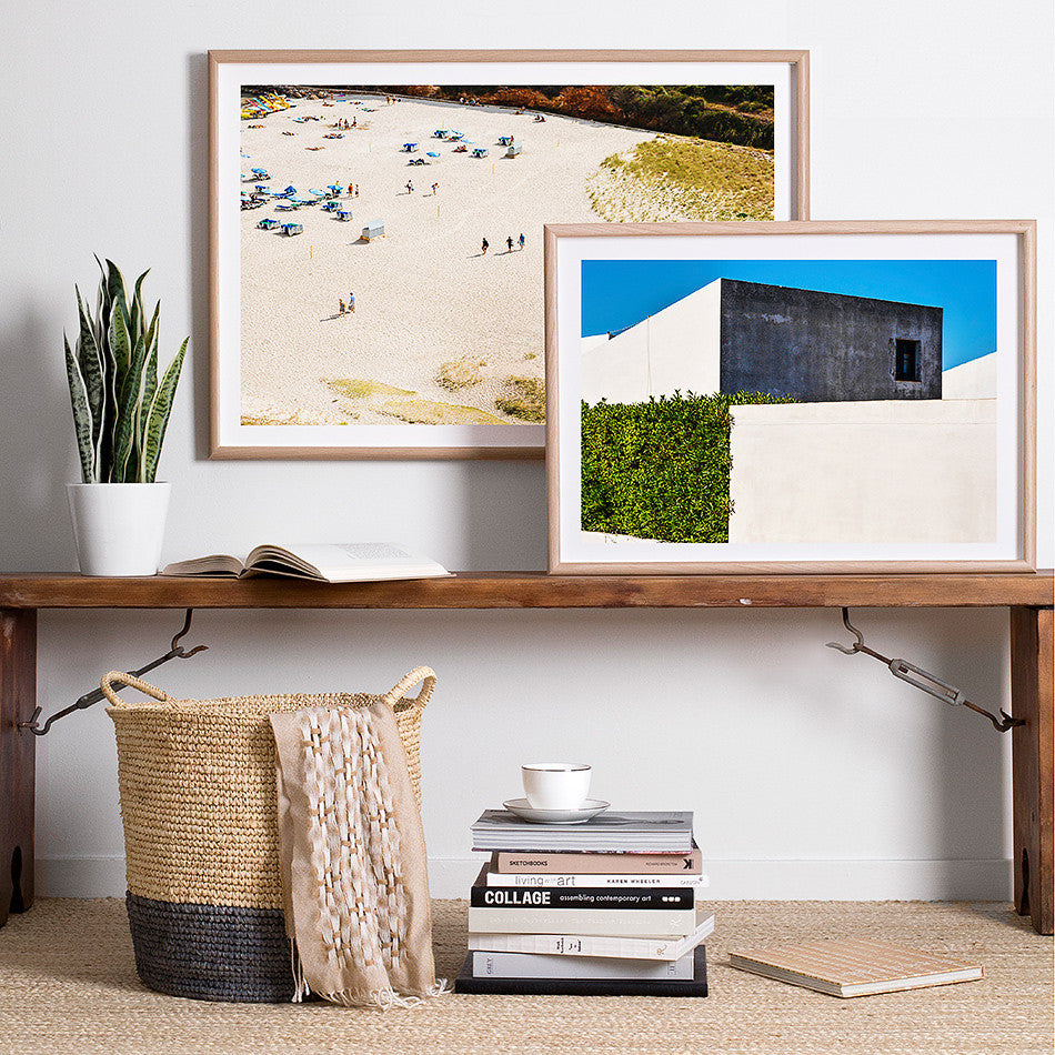 spain photography artwork coastal beach home wares beach interior decor beach photography framed print