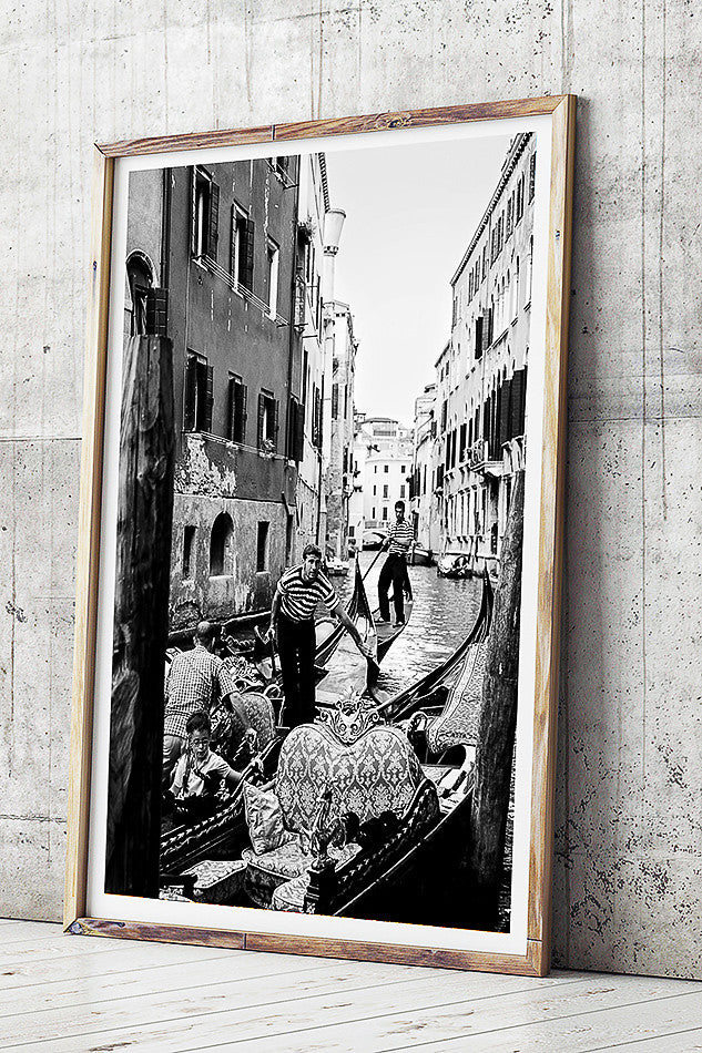 black and white photography venice art venice artwork for walls framed venice print venice photography art print photo of venice gondola black and white interior venice gondola art print photographic print of venice black and white interior artwork monochrome interior