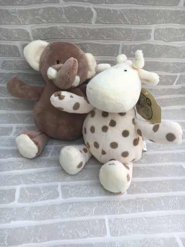 'Elli and Raff' soft toys - Home Bee