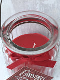 Christmas wishes candle - Home Bee