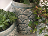 Large coral reef plant pot - Home Bee
